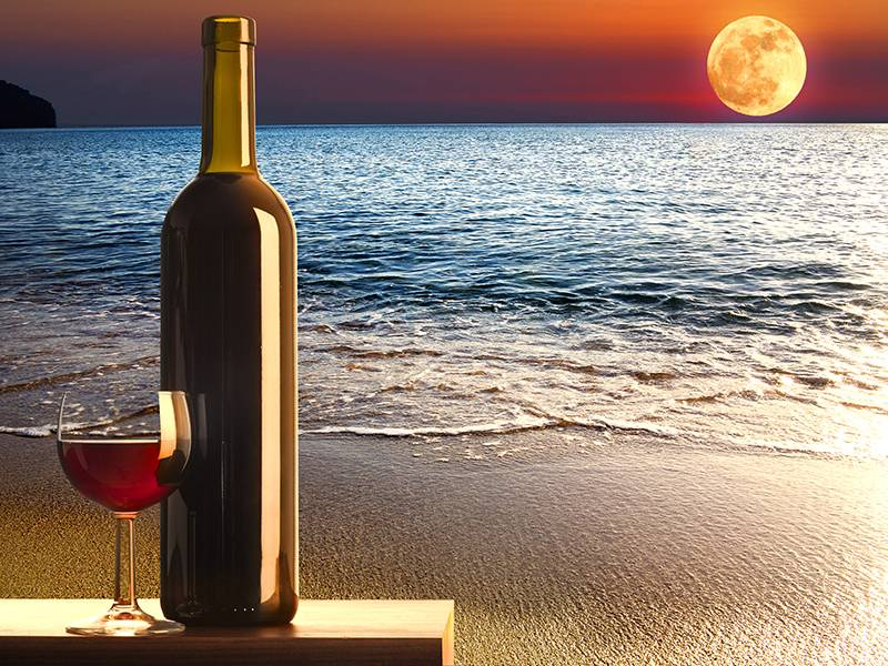 Do the phases of the moon really affect how you taste wine?
