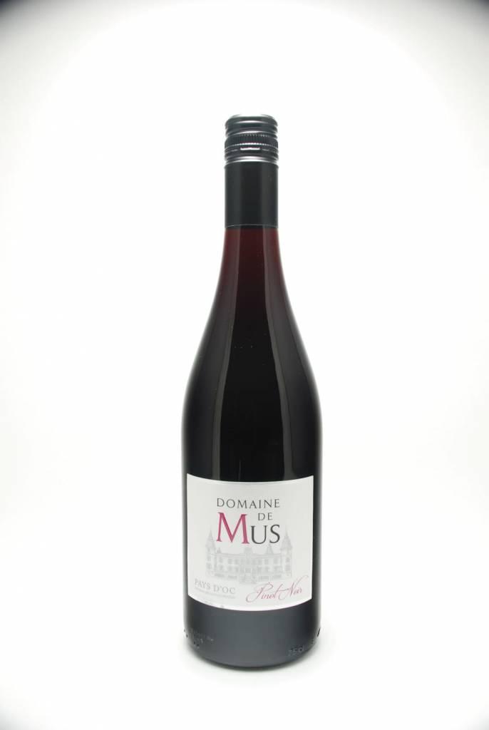 Domaine de Mus Pinot Noir 2018
