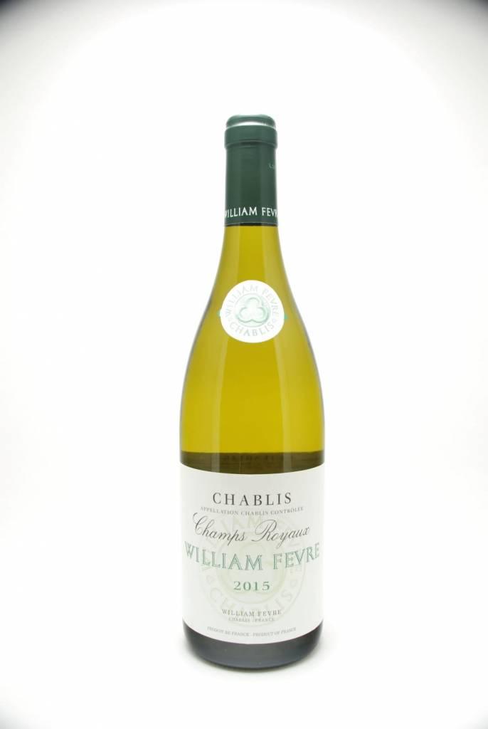 Domaine William Fevre Chablis Champs Royaux 2017
