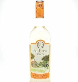 St James Winery Velvet White NV