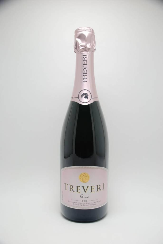 Treveri Cellars Sparkling Rosé NV