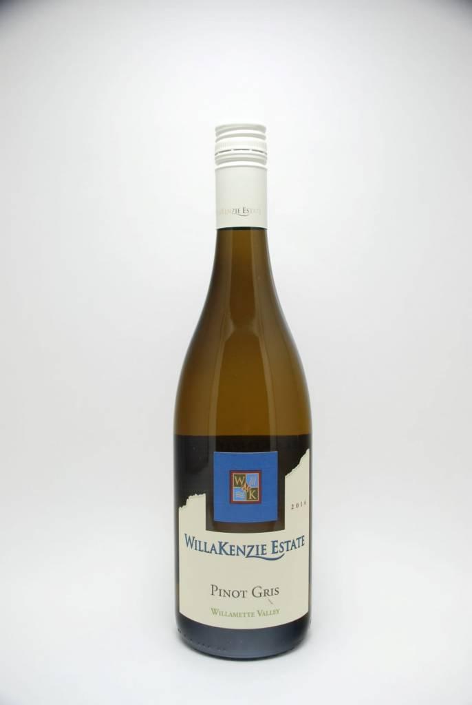 WillaKenzie Estate Pinot Gris 2016