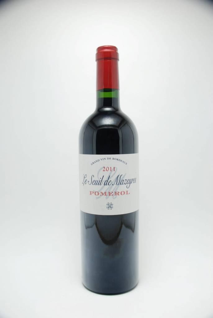 Le Seuil de Mazeyres Pomerol Bordeaux France 2014