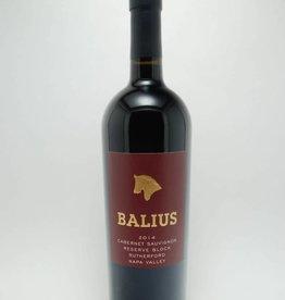 Balius Reserve Block Cabernet Sauvignon 2015