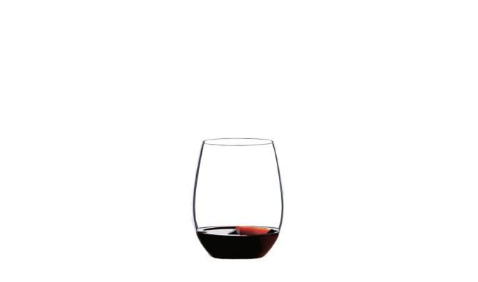 """O""  by RIEDEL - Cabernet/Merlot Stemless Glasses 2pk"