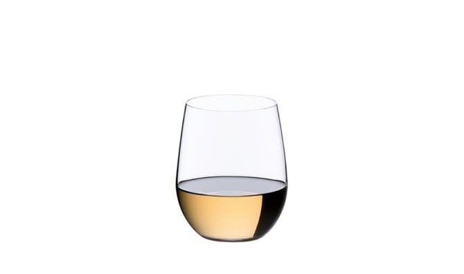 """""""O"""" by RIEDEL - Viognier/Chardonnay Stemless Glasses 2pk"""