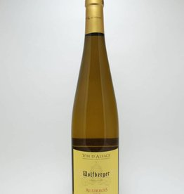 Wolfberger Auxerrois Alsace France 2018