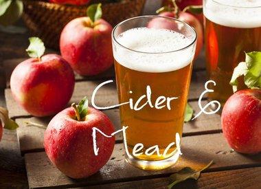 Cider/ Mead/ Sake/ Cocktail