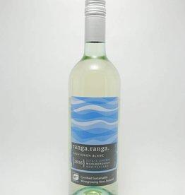 Barker's Marque Wines Ranga Ranga Sauvignon Blanc 2018