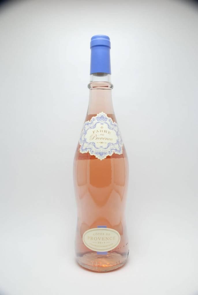Domaine Fabre Cuvée Serpolet Rosé Côtes de Provence France 2019