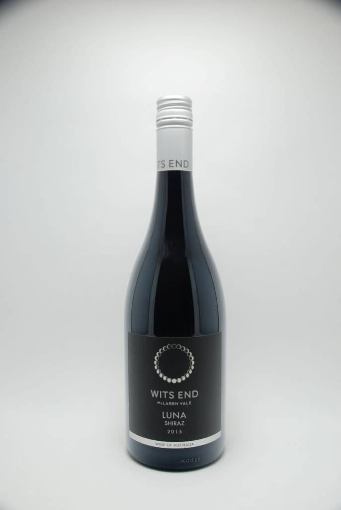 Chalk Hill Wits End McLaren Vale Shiraz 2017