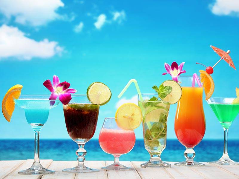 Summer Party Drinks