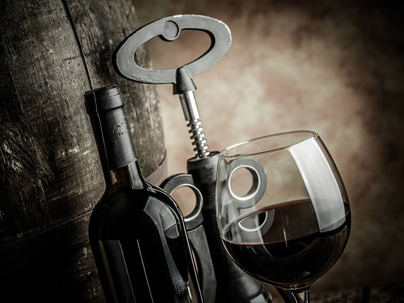 """Masculine"" Wines for Father's Day"