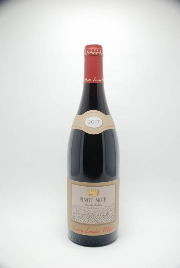 Louis Max Haute Vallee Pinot Noir  France 2017