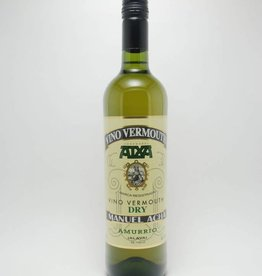 Destilerias Acha Atxa Dry Vermouth Blanco Basque Spain NV
