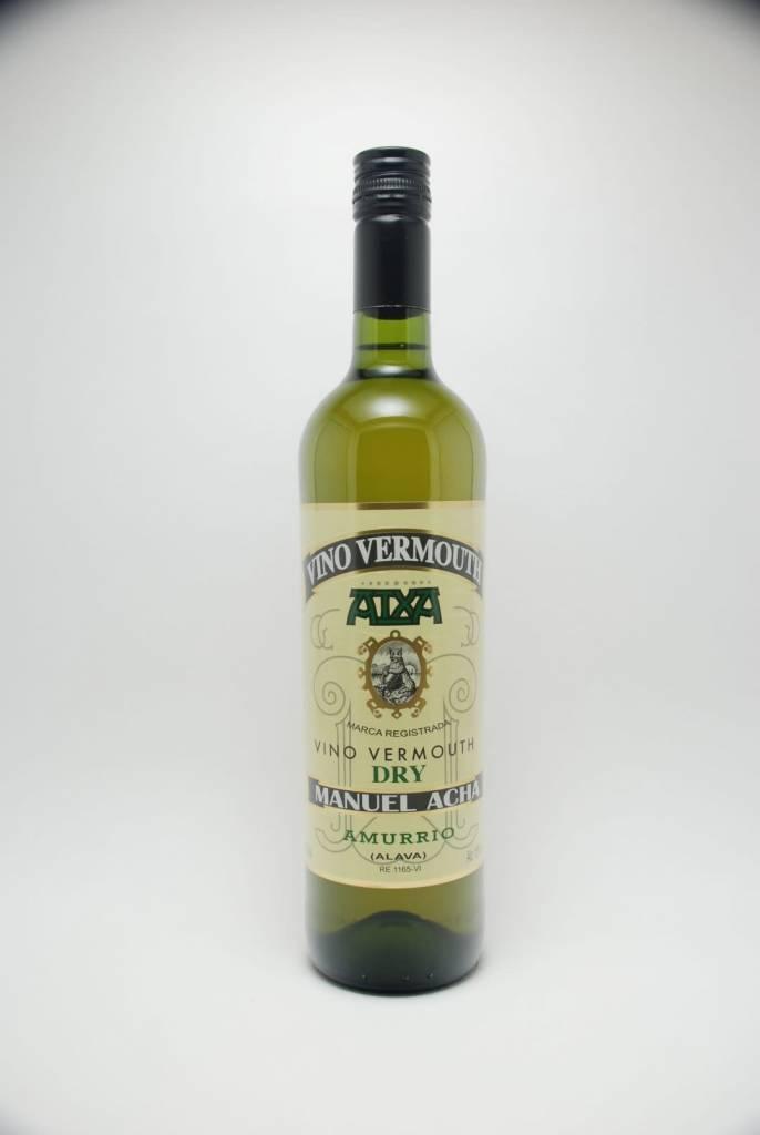 Destilerias Acha Atxa Dry Vermouth Blanco NV
