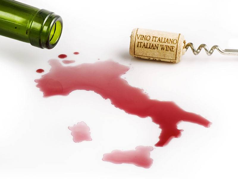 Italian Wine Labeling