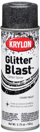 GLITTER BLAST STARRY NIGHT