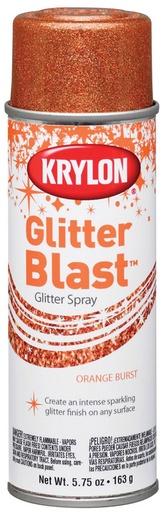 GLITTER BLAST ORANGE BURST
