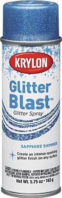 GLITTER BLAST SAPPHIRE SHIMMER