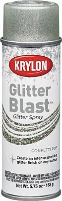 GLITTER BLAST CONFETTI POP