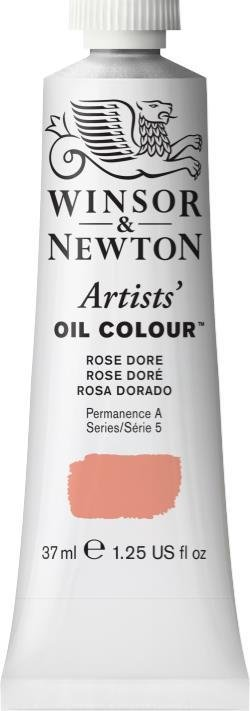WINSOR NEWTON WINSOR & NEWTON ARTIST'S OIL COLOUR  ROSE DORE 37ML