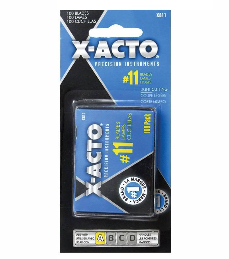 X-ACTO X-ACTO BLADES NO. 11 BULK 100/PK
