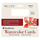 STRATHMORE STRATHMORE WATERCOLOUR CARDS 140LB 5X7 10/PK    105-150
