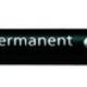 STAEDTLER LUMOCOLOR PERMANENT MARKER BROAD BLACK 314-9