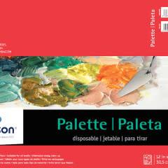 CANSON CANSON XL PALETTE PAPER PAD 9X12 40sh C100510953