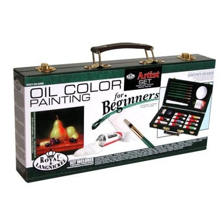 ESSENTIAL PAINTING SET 27pcs