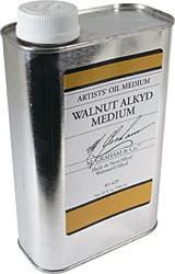 M GRAHAM M GRAHAM WALNUT ALKYD OIL MEDIUM 32OZ