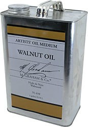 M GRAHAM M GRAHAM WALNUT OIL MEDIUM 128OZ