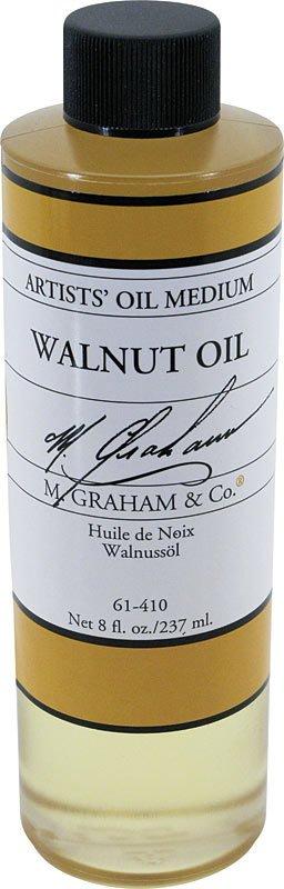 M GRAHAM M GRAHAM WALNUT OIL MEDIUM 8OZ