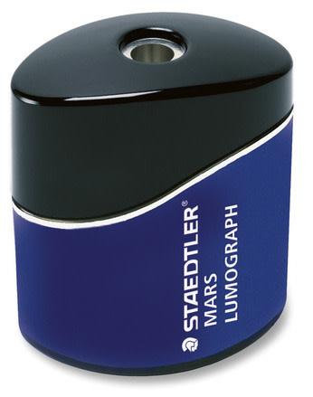STAEDTLER STAEDTLER SINGLE HOLE OVAL SHARPENER    STA-511100
