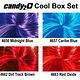 CREATEX AUTO AIR CANDY 2.0 COOL BOX SET 4967-E