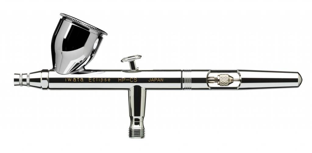 IWATA IWATA ECLIPSE HP-CS AIRBRUSH      ECL4500 net price includes Intro. to Airbrush class