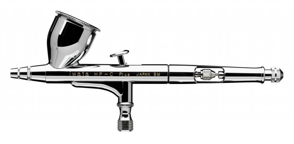IWATA IWATA HIGH PERFORMANCE HP-C PLUS AIRBRUSH      H4001