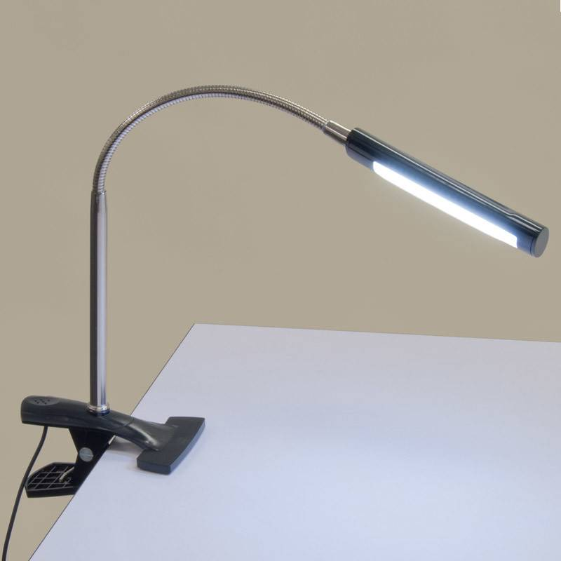 STUDIO DESIGNS STUDIO DESIGNS ART CLAMP LAMP BLACK