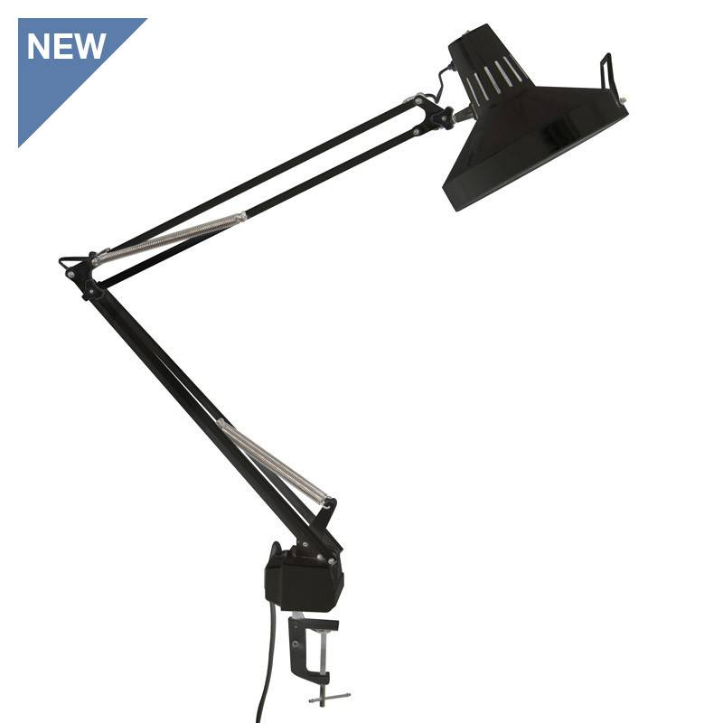 STUDIO DESIGNS STUDIO DESIGNS LED STUDIO COMBO LAMP BLACK