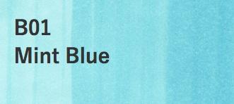 Copic COPIC SKETCH B01 MINT BLUE