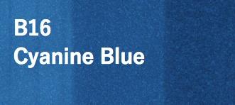 Copic COPIC SKETCH B16 CYANINE BLUE