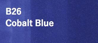 Copic COPIC SKETCH B26 COBALT BLUE