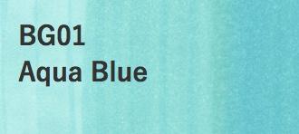 Copic COPIC SKETCH BG01 AQUA BLUE
