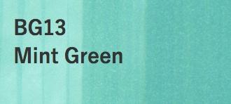 Copic COPIC SKETCH BG13 MINT GREEN