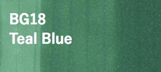 Copic COPIC SKETCH BG18 TEAL BLUE