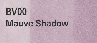 Copic COPIC SKETCH BV00 MAUVE SHADOW