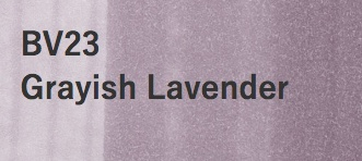 Copic COPIC SKETCH BV23 GRAYISH LAVENDER