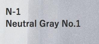 Copic COPIC SKETCH N1 NEUTRAL GREY 1