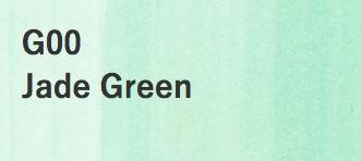 Copic COPIC SKETCH G00 JADE GREEN